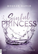 Sinful Princess  - Meghan March - eBook
