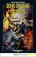 John Sinclair Collection 12 - Horror-Serie  - Jason Dark - eBook