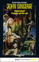 John Sinclair Collection 16 - Horror-Serie  - Jason Dark - eBook
