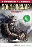 John Sinclair Sonder-Edition Sammelband 5 - Horror-Serie  - Jason Dark - eBook