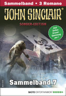 John Sinclair Sonder-Edition Sammelband 7 - Horror-Serie  - Jason Dark - eBook