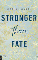 Stronger than Fate  - Meghan March - eBook