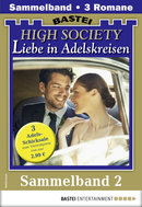 High Society 2 - Sammelband  - Catharina Chrysander - eBook