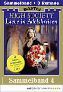 High Society 4 - Sammelband  - Juliane Sartena - eBook
