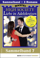 High Society 7 -Sammelband  - Nina Gregor - eBook