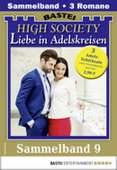 High Society 9 - Sammelband  - Sabine Stephan - eBook