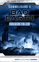 Bad Earth Sammelband 4 - Science-Fiction-Serie  - Susan Schwartz - eBook