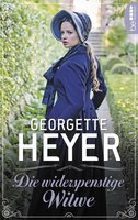 Die widerspenstige Witwe  - Georgette Heyer - eBook