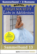 High Society 13 - Sammelband  - Nina Gregor - eBook