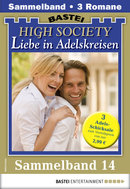 High Society 14 - Sammelband  - Michaela Hansen - eBook