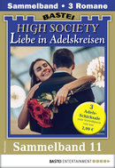 High Society 11 - Sammelband  - Katja von Seeberg - eBook