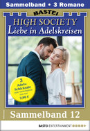 High Society 12 - Sammelband  - Anja von Stein - eBook