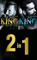 Die King-Dilogie: Zwei Romane in einem E-Book  - T. M. Frazier - eBook