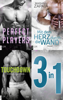 Das Football-Bundle - 3 Romane in einem E-Book  - Vi Keeland - eBook