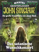 John Sinclair 2239 - Horror-Serie  - Jason Dark - eBook