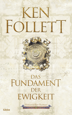 Das Fundament der Ewigkeit  - Ken Follett - PB