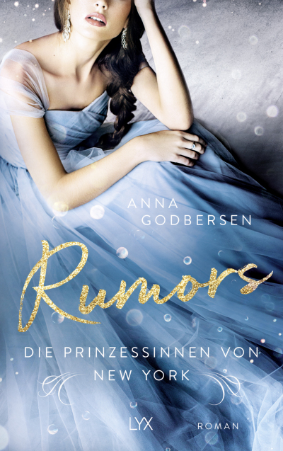 Die Prinzessinnen von New York - Rumors  - Anna Godbersen - PB