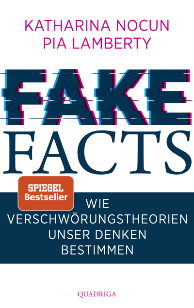 Fake Facts  - Pia Lamberty - Hardcover