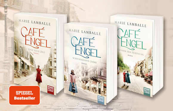 Cafe Engel Saga
